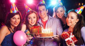 Birthday party jacksonville