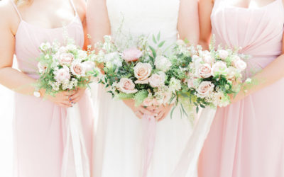 8 Top Tips For Choosing & Buying The Perfect Wedding Flowers