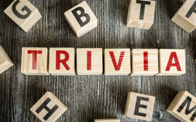 The  Growing Trend of Trivia Nights
